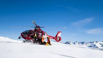 Das Walliser Flugunternehmen Air-Glaciers steht wegen finanzieller Probleme vor einem grösseren Stellenabbau. (Symbolbild)