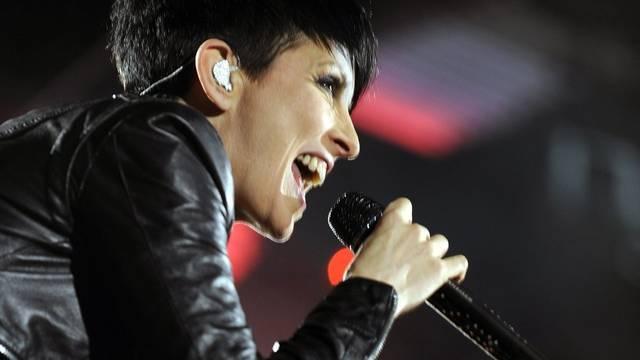 Nena verschiebt Konzert in der Schweiz aus gesundheitlichen Gründen (Archiv)