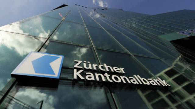 Schlechtes Klima hinter der Fassade: Zürcher Kantonalbank im Swiss Prime Tower. Foto: Keystone