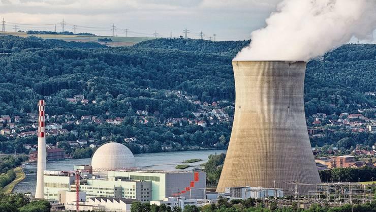 Selbst ohne die Lieferung aus Deutschland ist der Betrieb im Kernkraftwerk Leibstadt bis 2022 gesichert.