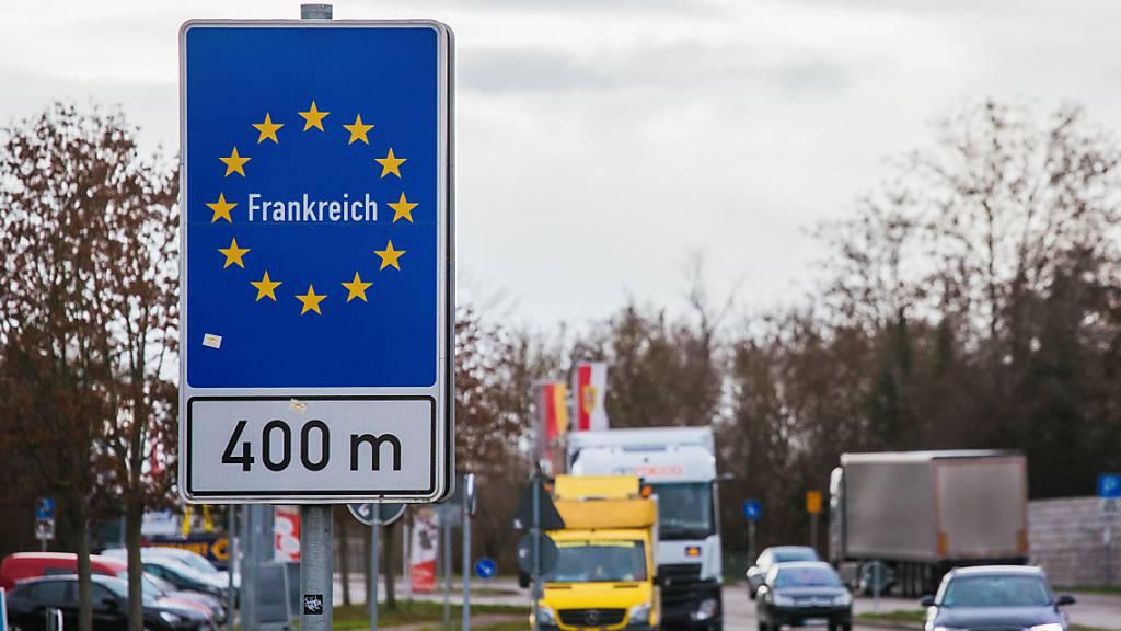 Baden-Württemberg schränkt kleinen Grenzverkehr ein