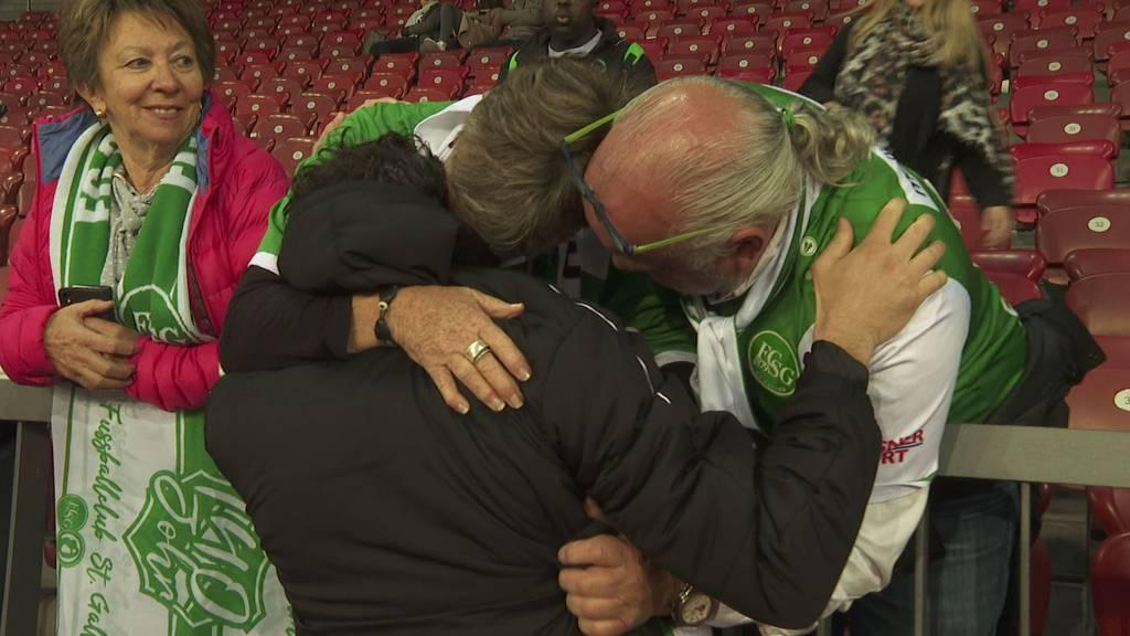 Barnetta: Ein Abschied unter Tränen