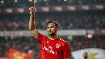 Die Nummer 1: Benfica Lissabon ist portugiesischer Meister, Haris Seferovic die Nummer 1 der Torschützenliste