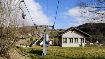 Skifahren? Nicht nur in Langenbruck reine Utopie. (31.1.20)