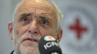 Jakob Kellenberger, IKRK-Präsident, ist nicht sehr optimistisch für 2011