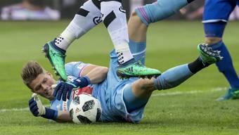 Jonas Omlin wechselt vom FC Luzern zum FC Basel.