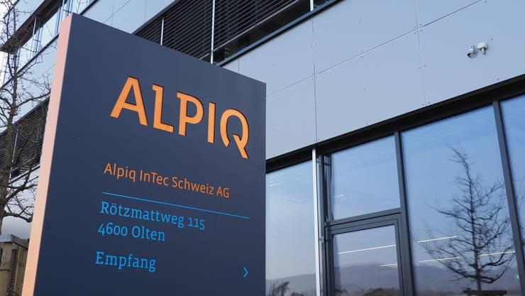 Die Alpiq startet im 1. Quartal 2019 ein Pilotprojekt.