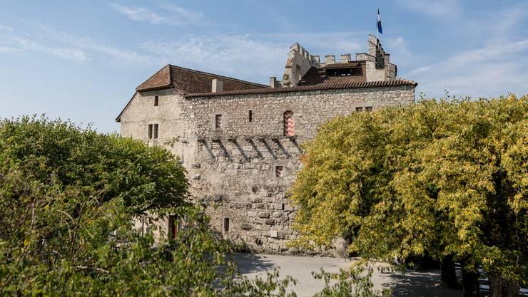 Auf Einladung der Aargauer Regierung fand auf Schloss Habsurg der traditionelle Habsburgrapport statt.