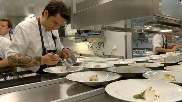 Nenad Mlinarevic: Mit 34 schon Koch des Jahres.