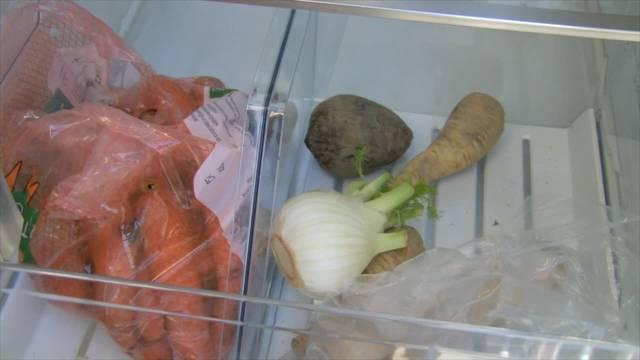 Öffentliche Kühlschränke: Berner Studentinnen haben ein Konzept gegen Food Waste entwickelt.