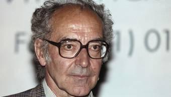 Das Gerücht hat sich bestätigt: Der Schweizer Filmregisseur Jean-Luc Godard rittert im Hauptwettbewerb des Filmfestivals Cannes um die Goldene Palme. (Archivbild)
