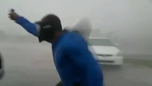 Storm Rider gegen «Irma»