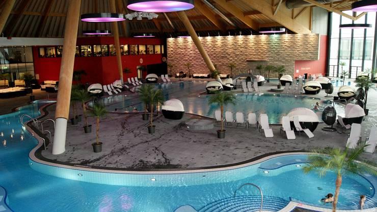 Ob Entspannung oder Action: Das Aquabasilea bietet für jeden etwas.