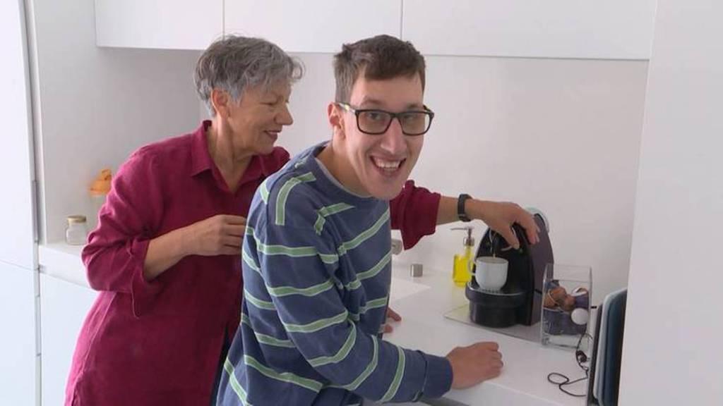 +41 Spezial: Besuch im Behindertenheim