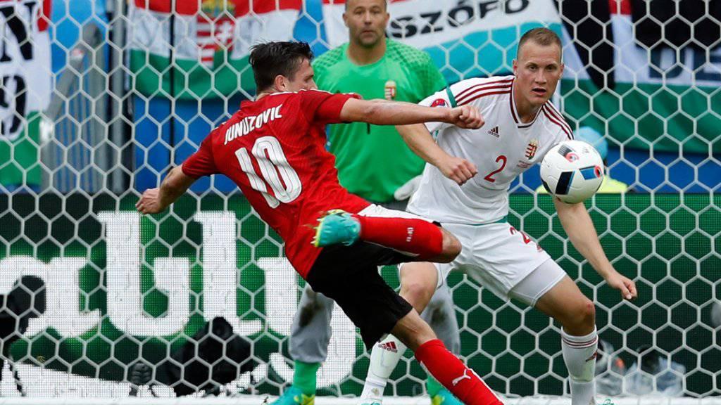Spielt künftig nicht mehr für Österreich: Zlatko Junuzovic