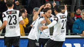 FC Aarau – St. Gallen