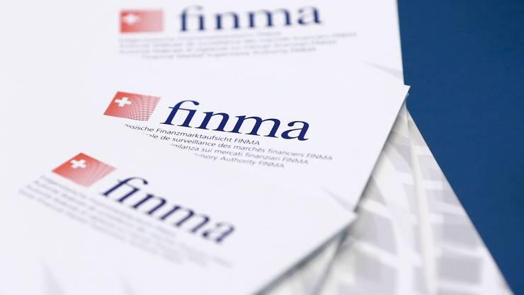 Die Finanzmarktaufsicht Finma hat ihren Jahresbericht veröffentlicht.