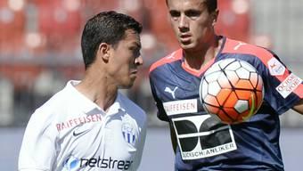 Amine Chermiti (vom FCZ) wurde drei Spiele gesperrt