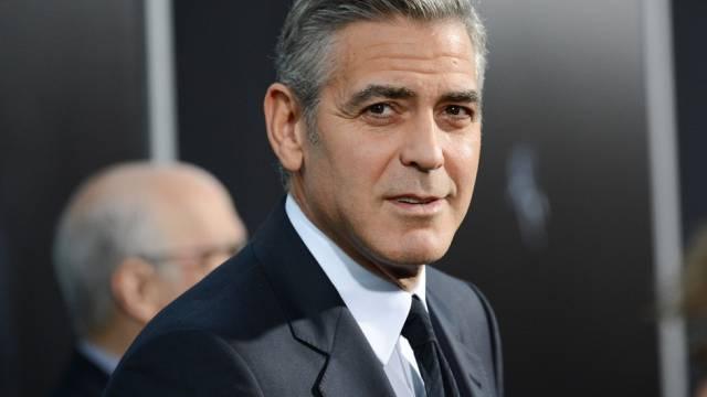 """George Clooney ärgert sich über die """"Daily Mail"""" (Archiv)"""