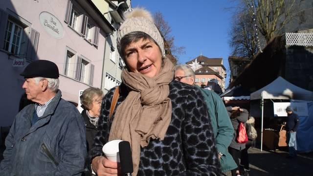 Von Genf an den Christchindli-Märt Bremgarten