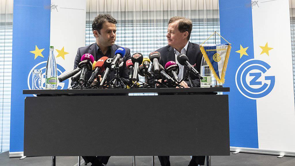 Uli Forte und Stephan Rietiker nahmen Stellung zur Schande von Luzern und dem Abstieg der Grasshoppers aus der Super League
