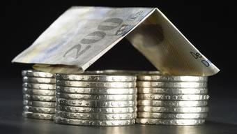 Der Mindestzinssatz bei der zweiten Säule bleibt bei 1,5 Prozent - das hat der Bundesrat entschieden (Symbolbild)