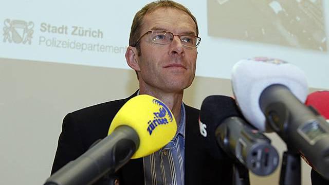 Der Stadtzürcher Polizeivorstand Daniel Leupi (Archiv)