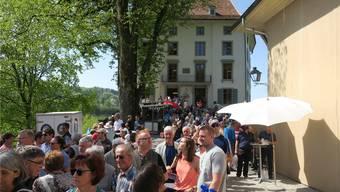 Tag der offenen Schlosstüren auf Schloss Rued