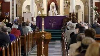 Es war seine letzte Messe: ein Priester verkündete seine eigene Heirat (Symbolbild)