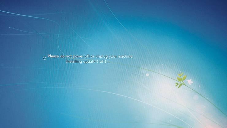 Ab heute ist Schluss: Microsoft macht auf Windows 7 keine Sicherheits-Updates mehr.