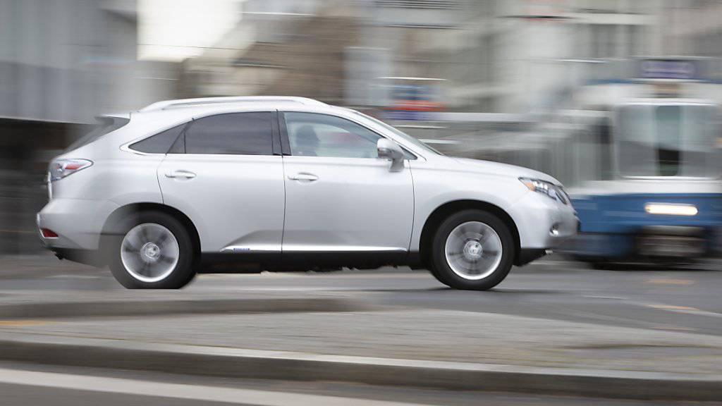 Prämien für Autoversicherungen fallen