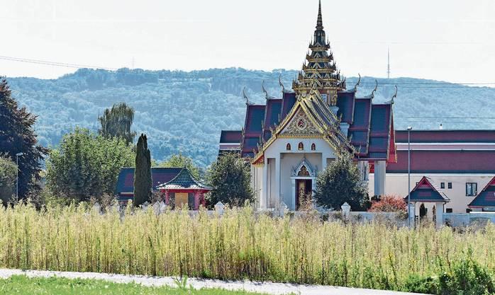 Einer von 111 Orten, die man gesehen haben muss: Der buddhistische Tempel in Gretzenbach.