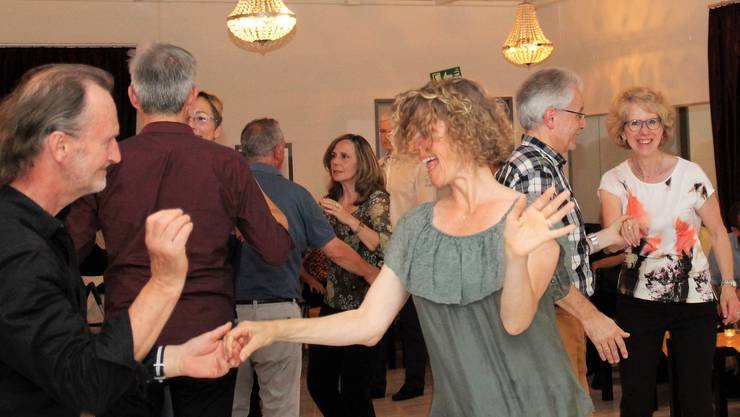 Tanzen ist ansteckend