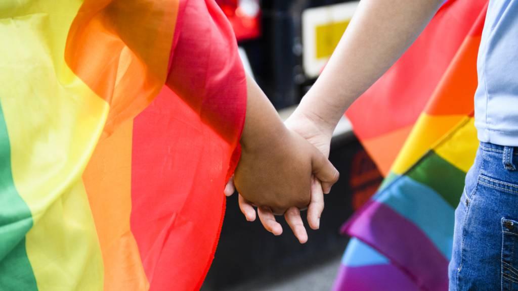 Jungparteien setzen sich für besseren Schutz von Homosexuellen ein