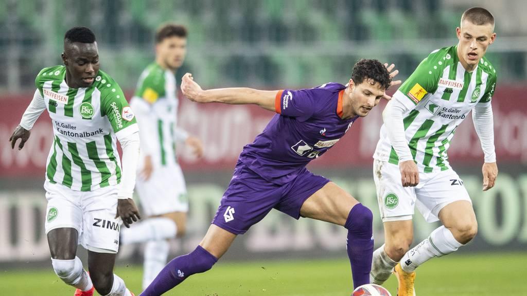 Auch Spiel gegen Vaduz verschoben – FCSG bleibt in Quarantäne