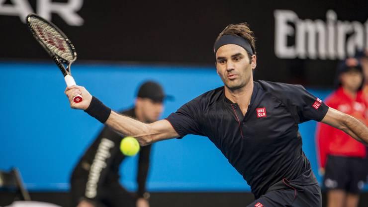 Wird sich Federer in der neuen Tennis-Saison seinen 21. Grand-Slam-Titel holen?
