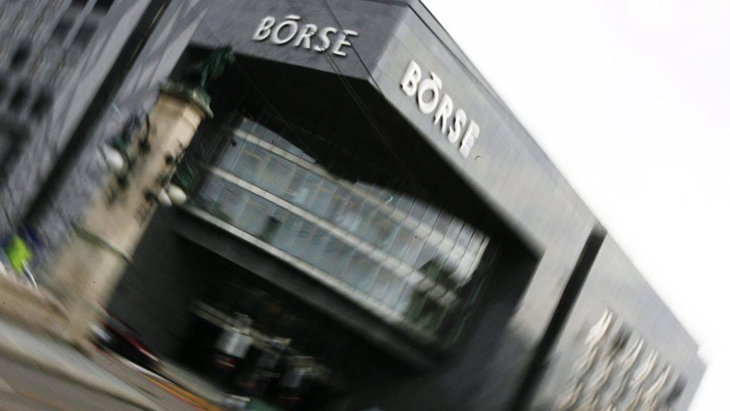 Schweizer Börse nach Achterbahnfahrt mit freundlichem Wochenauftakt