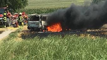 Brandmeldungen Donnerstag 25. Juli 2019 aargau