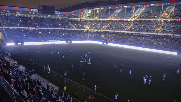 Lichterlöschen in der Super League – Die Saison 17/18 ist zu Ende.