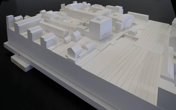 Das Gebiet am Gleiskörper und in unmittelbarer Nähe zum Hauptbahnhof eigne sich vorzüglich für Dienstleistungs- und Wohnnutzungen. Neben Gewerbe- und Büroflächen sind in der Überbauung gemäss Richtplan 52 Wohnungen vorgesehen.