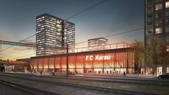 Kopie: HRS informiert über das Stadion Aarau