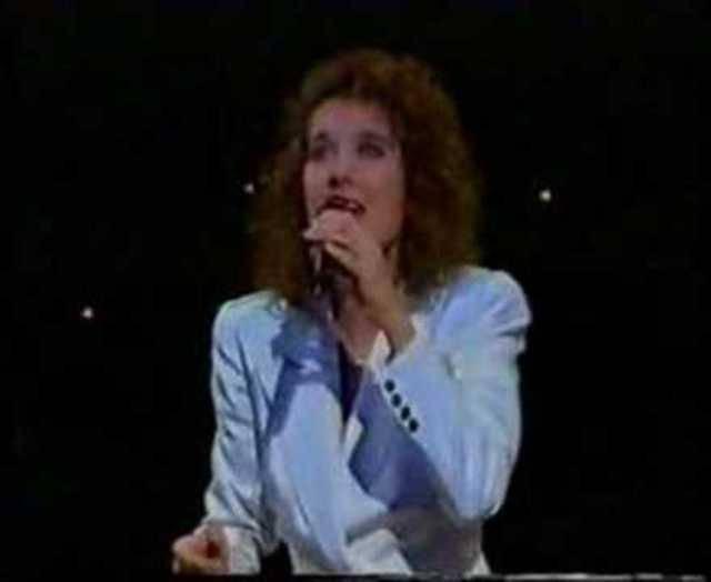 Céline Dion gewinnt ESC 1988 mit «Ne partez pas sans moi»