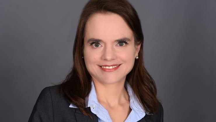 Claudia Schade-Meier als Grossrats-Kandidatin nominiert
