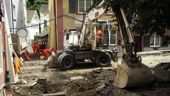 Übersicht über die grössten Baustellen in den beiden Basel