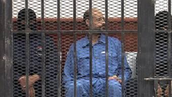 Prozessbeginn Mitte April: Saif al-Islam Gaddafi (Archiv)
