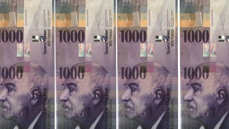 Frau Lüscher will mit Geldhüten Geld verdienen. (Symbol)