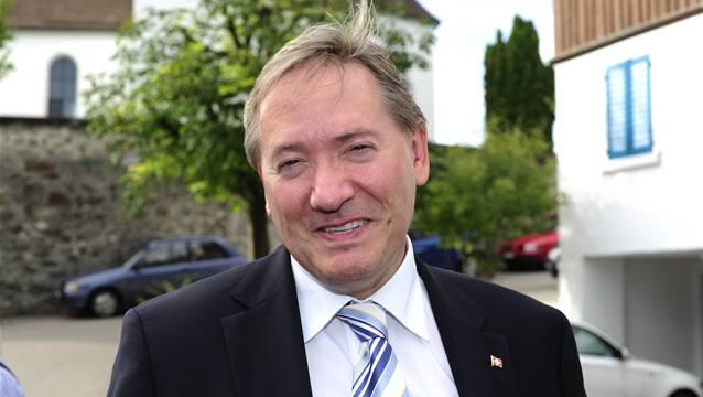Gregor Biffiger, GVL-Präsident