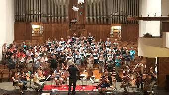 Der Oratorienchor widmet sich heuer den Brüder Haydn.