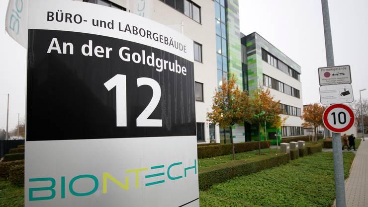 Beim deutschen Start-up Biontech herrscht Goldgräberstimmung.