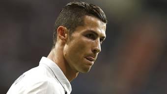 «CR7» tritt am 10. Oktober mit Portugal gegen die Schweiz an.